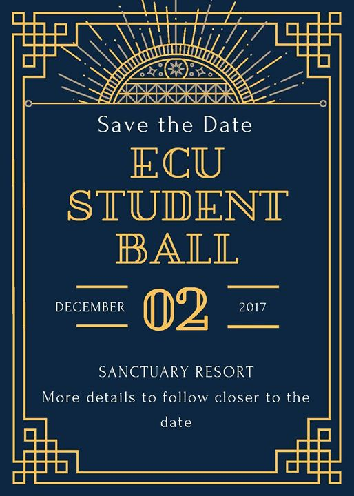 ECU Student Ball (South West)