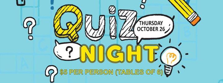 ECU Bunbury Quiz Night