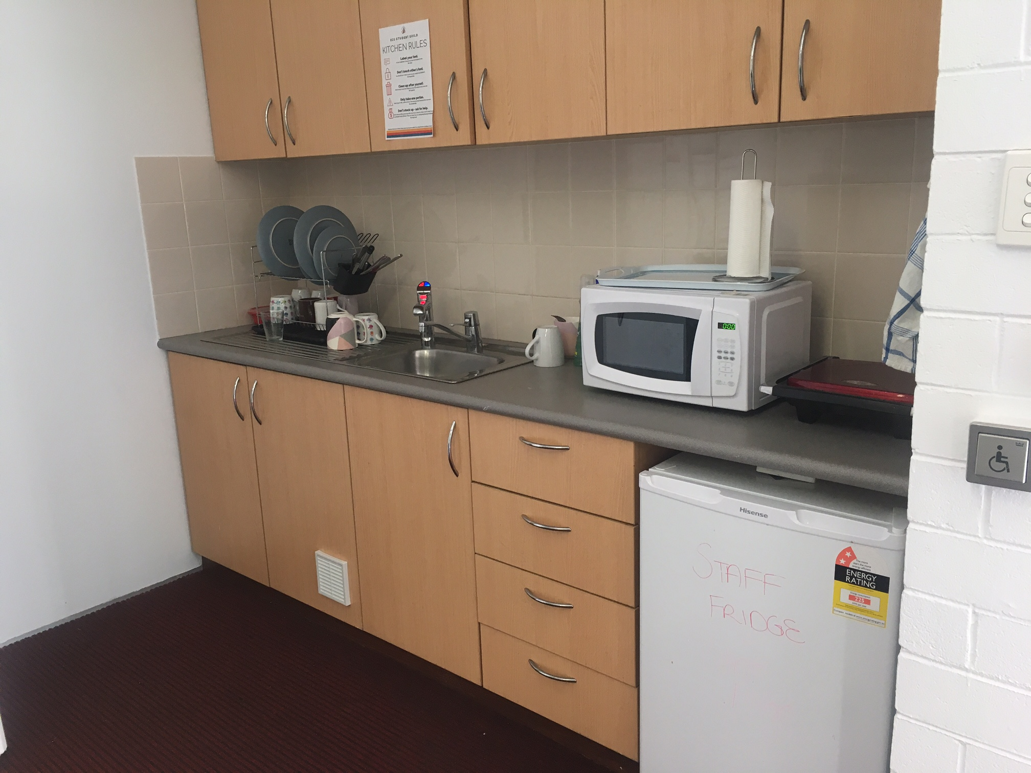 Mount Lawley Kitchen Area