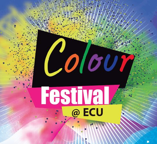 Colour Festival At Ecu Joondalup Edith Cowan University Student Guild